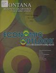 Montana Business Quarterly, Spring 2012