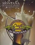 Montana Business Quarterly, Winter 2012