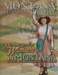 Montana Business Quarterly, Winter 2013