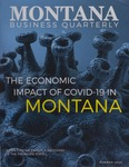 Montana Business Quarterly, Summer 2020 by University of Montana (Missoula, Mont.: 1965-1994). Bureau of Business and Economic Research