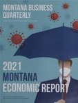 Montana Business Quarterly, Winter 2020 by University of Montana (Missoula, Mont.: 1965-1994). Bureau of Business and Economic Research