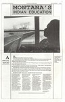Montana's Indian Education, 1992 by University of Montana--Missoula. School of Journalism. Native News Honors Project