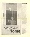 Someplace To Call Home, 1995 by University of Montana--Missoula. School of Journalism. Native News Honors Project