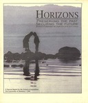 Horizons: Preserving the Past, Securing the Future, 1999 by University of Montana--Missoula. School of Journalism. Native News Honors Project