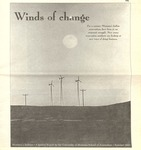 Winds of Change, 2001 by University of Montana--Missoula. School of Journalism. Native News Honors Project