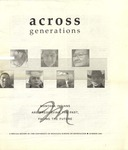 Across Generations, 2003 by University of Montana--Missoula. School of Journalism. Native News Honors Project