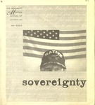 Sovereignty, 2004 by University of Montana--Missoula. School of Journalism. Native News Honors Project