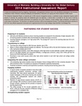 Institutional Assessment Report, 2014 by University of Montana--Missoula. Office of the Provost