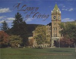President's Report, 2005 by University of Montana (Missoula, Mont.). Office of the President