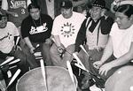 Black Lodge Drum Group by Chris Roberts