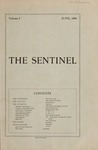 The Sentinel, 1904