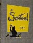 The Sentinel, 1954 by Montana State University (Missoula, Mont.). Associated Students