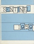 The Sentinel, 1959 by Montana State University (Missoula, Mont.). Associated Students