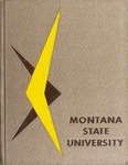 The Sentinel, 1961 by Montana State University (Missoula, Mont.). Associated Students