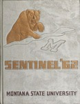 The Sentinel, 1962 by Montana State University (Missoula, Mont.). Associated Students