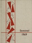 The Sentinel, 1969 by University of Montana (Missoula, Mont. : 1965-1994). Associated Students