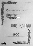 The Kaimin, May 1900 by Students of the University of Montana