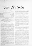 The Kaimin, January 1902
