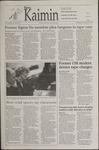 Montana Kaimin, January 27, 1998