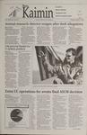 Montana Kaimin, March 3, 1998