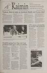 Montana Kaimin, March 25, 1998