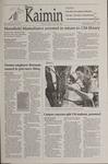 Montana Kaimin, April 1, 1998