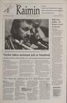 Montana Kaimin, April 14, 1998