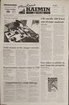 Montana Kaimin, September 9, 1998