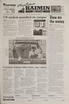 Montana Kaimin, November 5, 1998