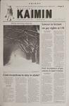 Montana Kaimin, February 2, 2001