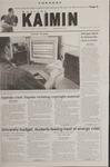 Montana Kaimin, February 13, 2001