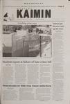 Montana Kaimin, February 14, 2001