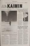 Montana Kaimin, February 16, 2001