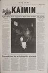 Montana Kaimin, February 22, 2001