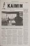 Montana Kaimin, March 1, 2001