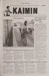 Montana Kaimin, March 9, 2001