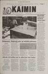 Montana Kaimin, April 5, 2001