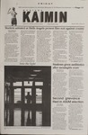 Montana Kaimin, April 6, 2001
