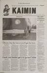 Montana Kaimin, April 26, 2001