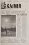 Montana Kaimin, May 4, 2001