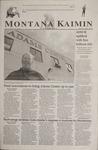 Montana Kaimin, September 5, 2001