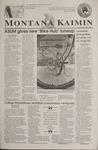 Montana Kaimin, September 6, 2001