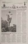 Montana Kaimin, September 11, 2001