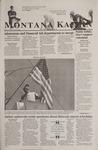 Montana Kaimin, September 19, 2001
