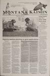Montana Kaimin, October 4, 2001