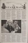 Montana Kaimin, October 11, 2001