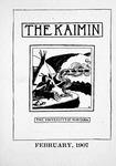 The Kaimin, February 1907