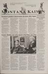 Montana Kaimin, October 31, 2001