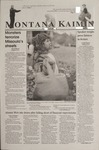 Montana Kaimin, November 1, 2001
