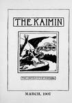 The Kaimin, March 1907